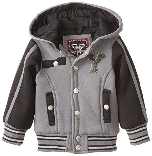 YMI Baby Girls Soft Shell Jacket with Hood