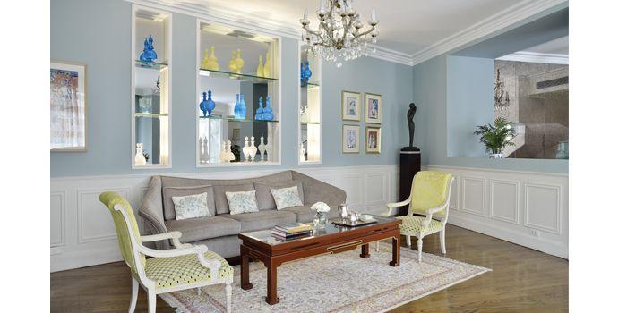 Eklego Design Interior Design Residential Neo Classic Maadi Dulpex Interior Design Interior Design