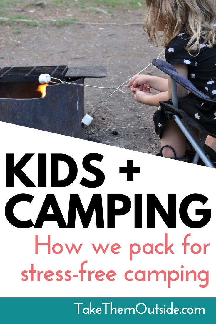 Photo of Simplify your family camping – want the lazy-mom camping checklist?
