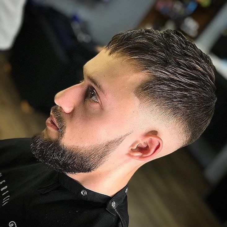 Mens Haircuts 2018 2018 Mens Haircut Pinterest Hair Cuts