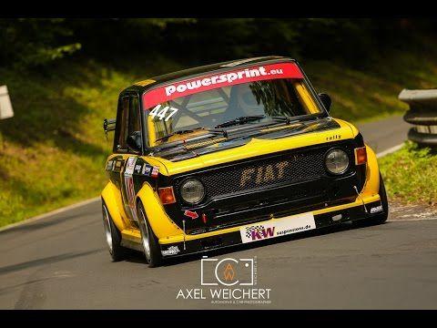 Fiat 128 Rallye 8v Rolf Rauch Wolsfelder Bergrennen 2015