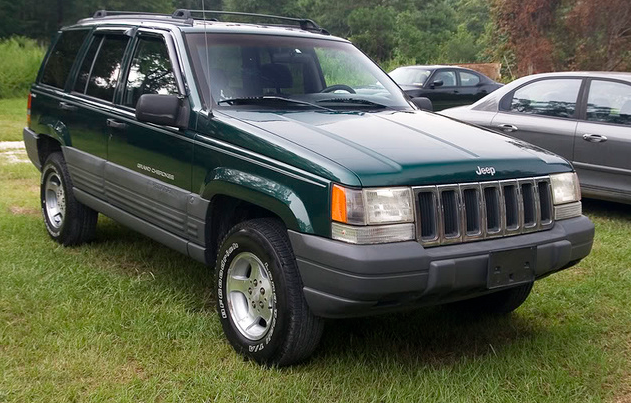 2001 Jeep Grand Cherokee Limited Jeep Grand Cherokee Limited