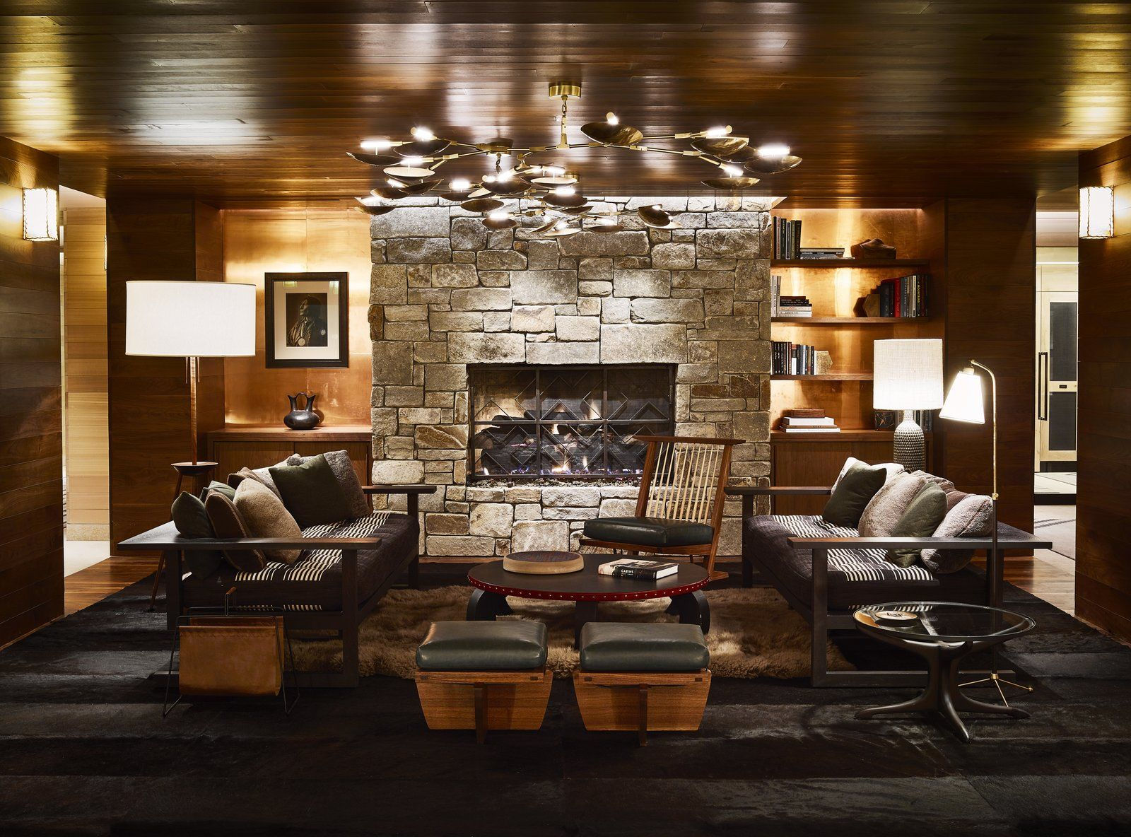 Photo 2 Of 17 In Experience The Grand Tetons In Style With This House Luxury Amenities Ski Hotel