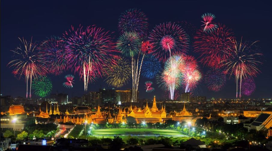 Where should I go for New Years In Thailand In 2020 for