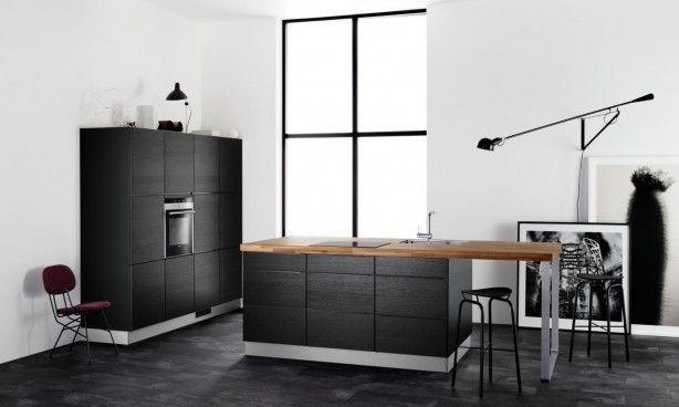 Zwart Keuken Kvik : Black kvik sera kitchen all about the kitchen pinterest keuken