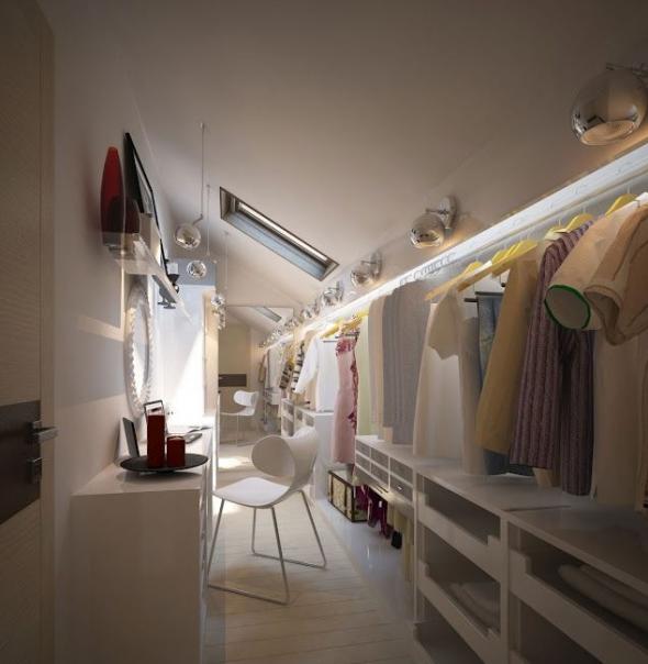 am nagement de combles en 2019 mon reve pinterest cl set aticos et vestidor. Black Bedroom Furniture Sets. Home Design Ideas