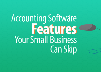 6 Features of an Accounting Software Accounting software