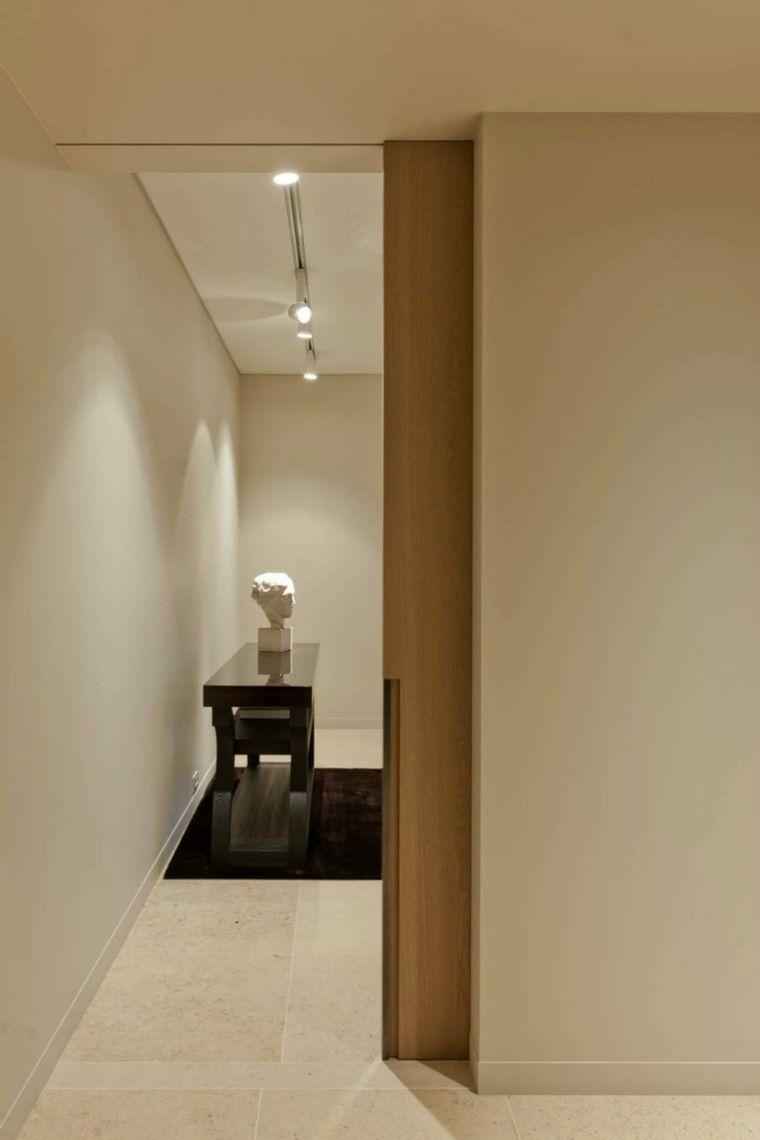 Innentür für zeitgenössische Wohnräume #innentur #wohnraume ...