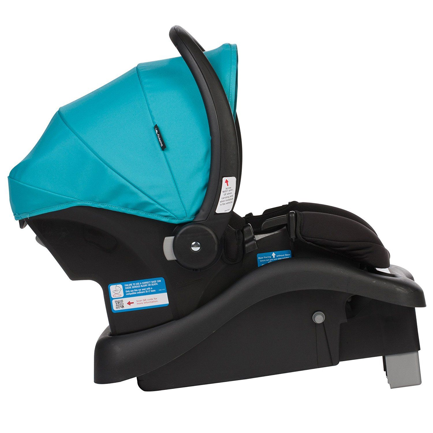 Amazon Safety 1st Smooth Ride Travel System with onBoard 35 Infant Car Seat