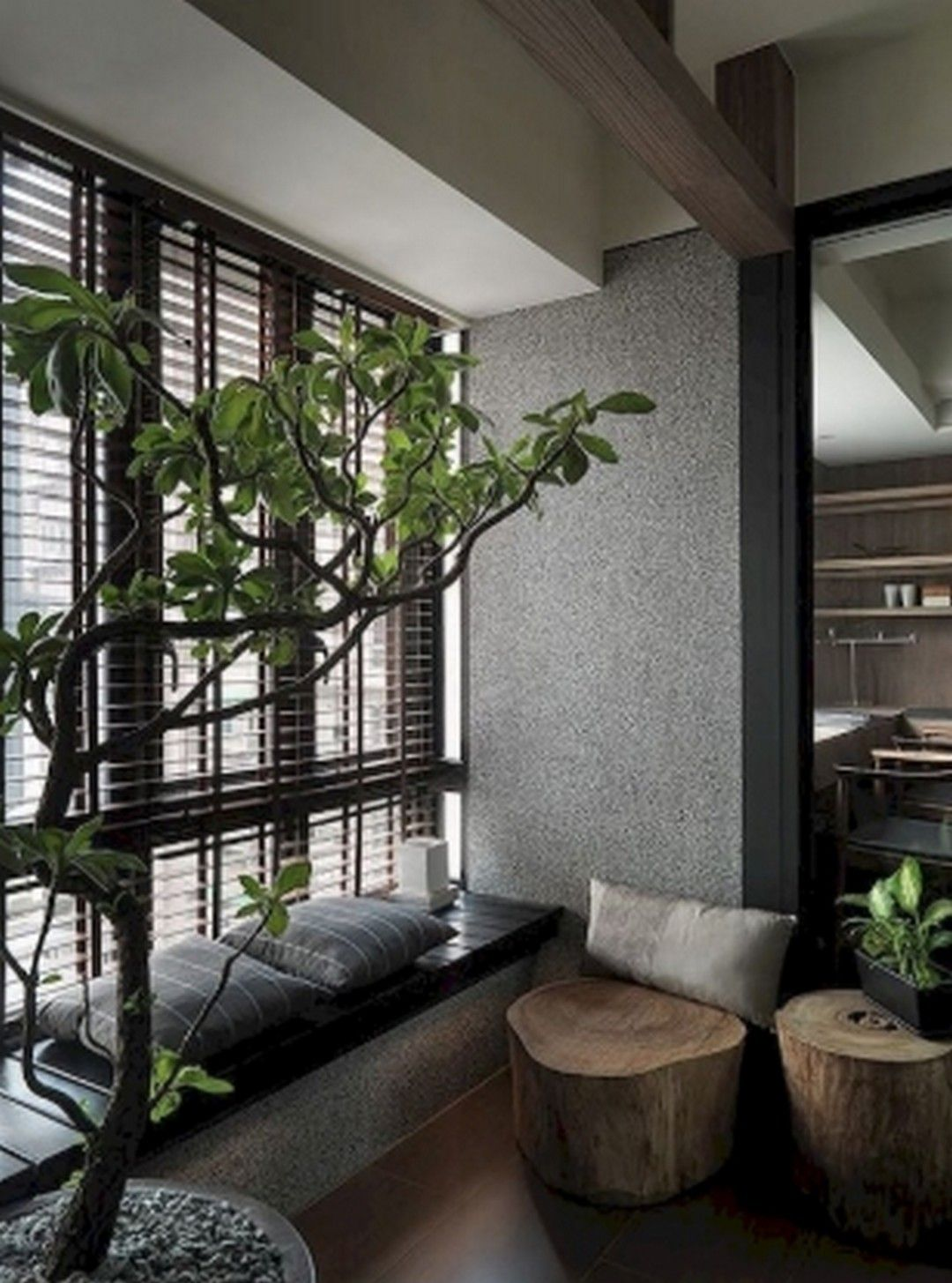 6 Japanese Zen Style Garden Design Ideas For Your Minimalist Home Apartment Living Room Japanese Interior Design Trendy Living Rooms Zen decor living room
