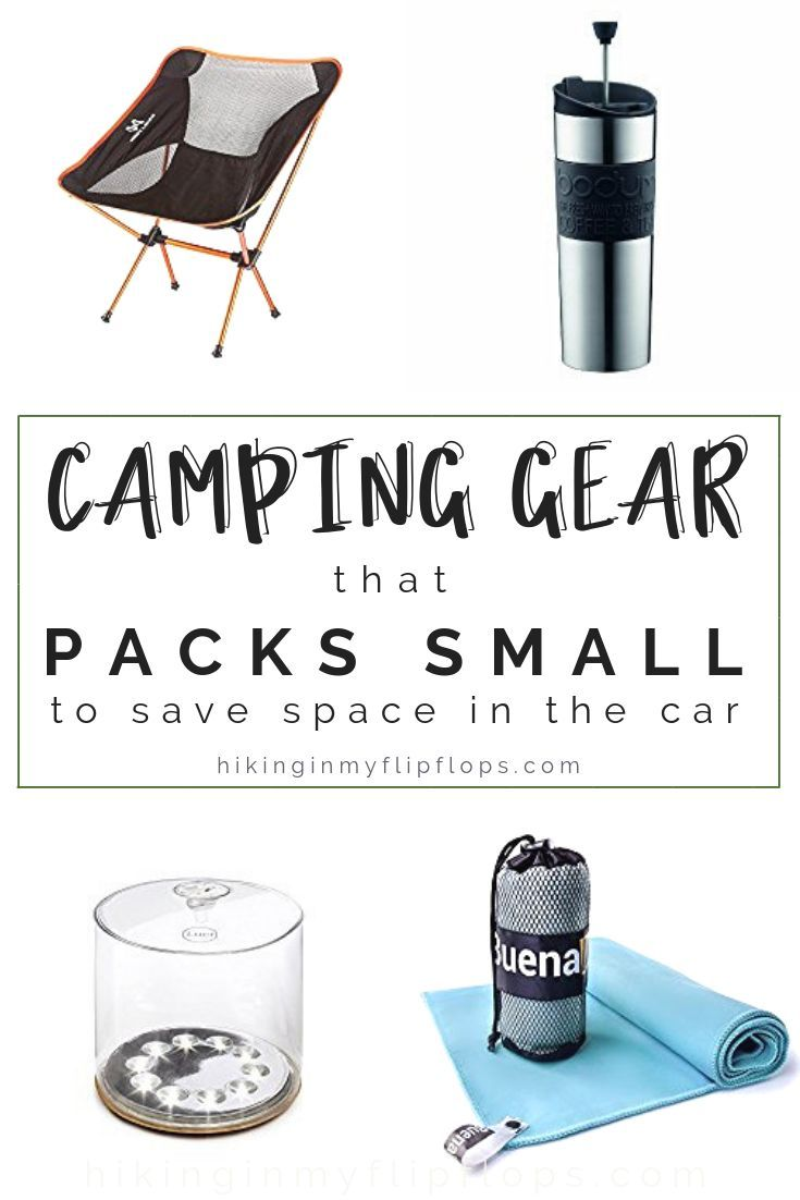 Photo of Camping Gear Picks That Save Space in Your Car