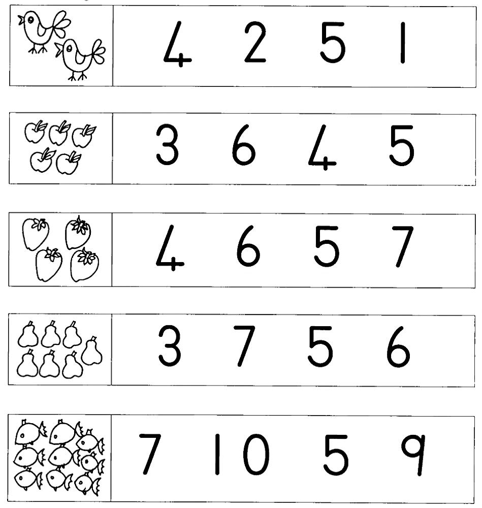 Grade R Worksheets PDF Preschool and Kindergarten | Math Worksheets ...
