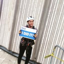 Ever wonder what it feels like to rappel? Check out my latest blog post for all the details! www.jessehazenmedia.com