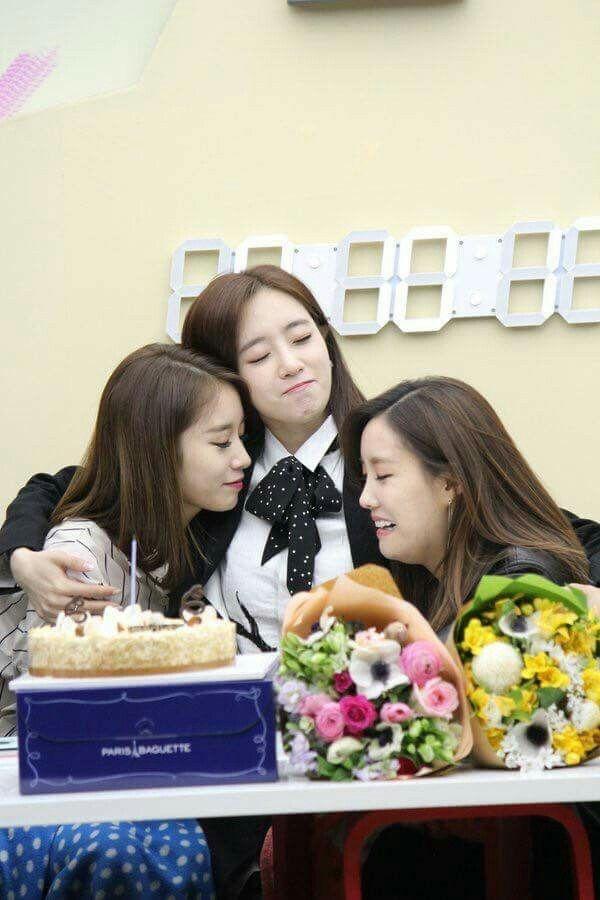 ♥ T-ara ♥ Eunjung ♥ Jiyeon ♥