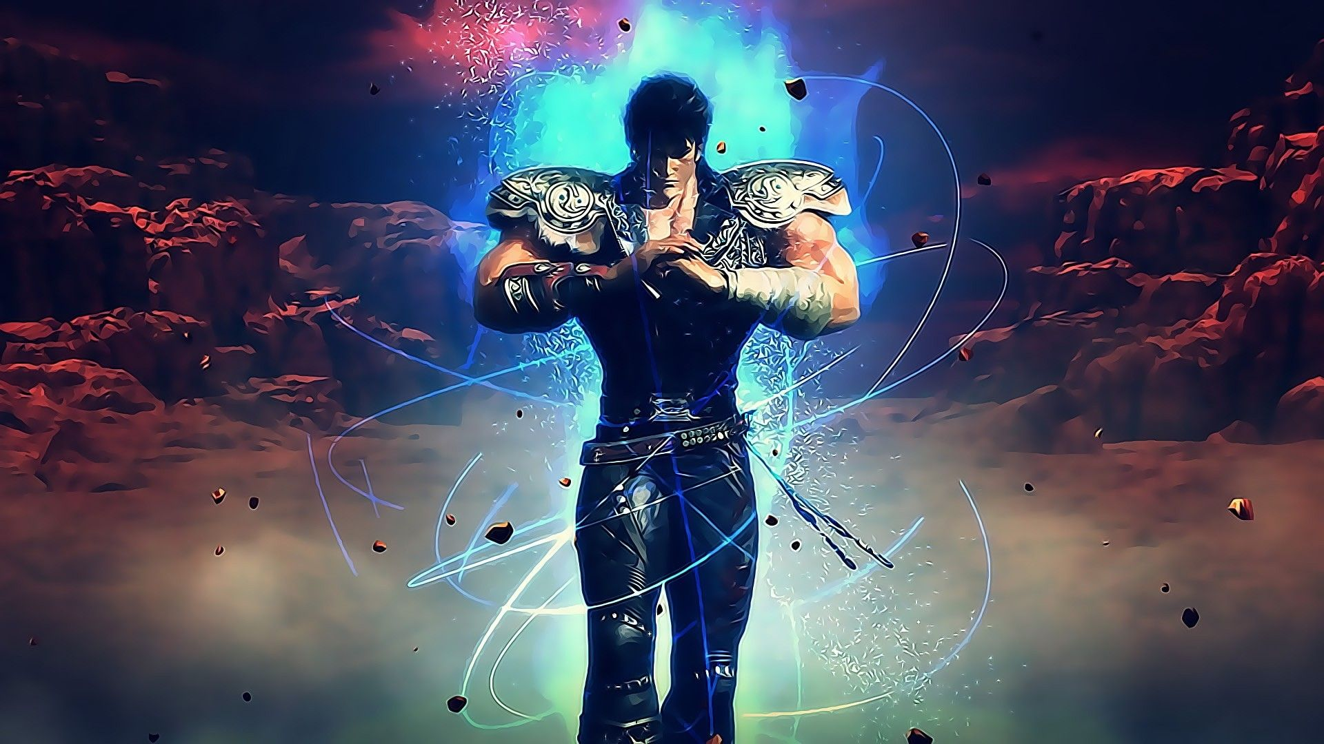 Hokuto No Ken Wallpaper 60 Images Wall Papers Wallpaper Anime