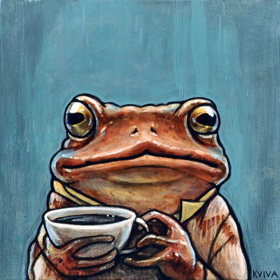 Kelly Vivanco | Fragments | Cool Art | Pinterest | Frogs, Acrylics ...