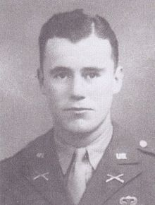Major Julian Cook was an officer in the United States army who gained fame for his crossing of the Waal river during Operation Market Garden.