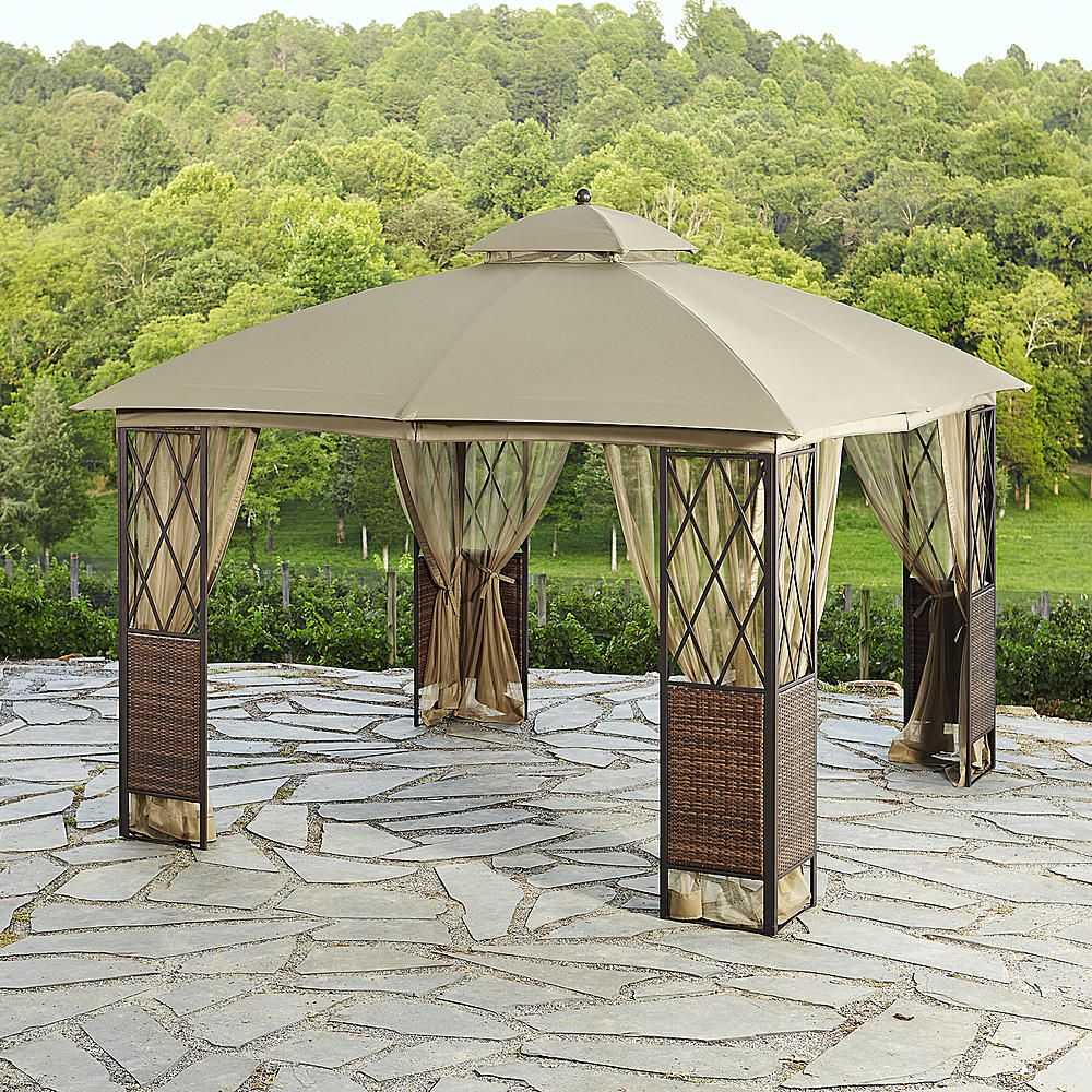 Sears Com Patio Gazebo Gazebo Outdoor Gazebos