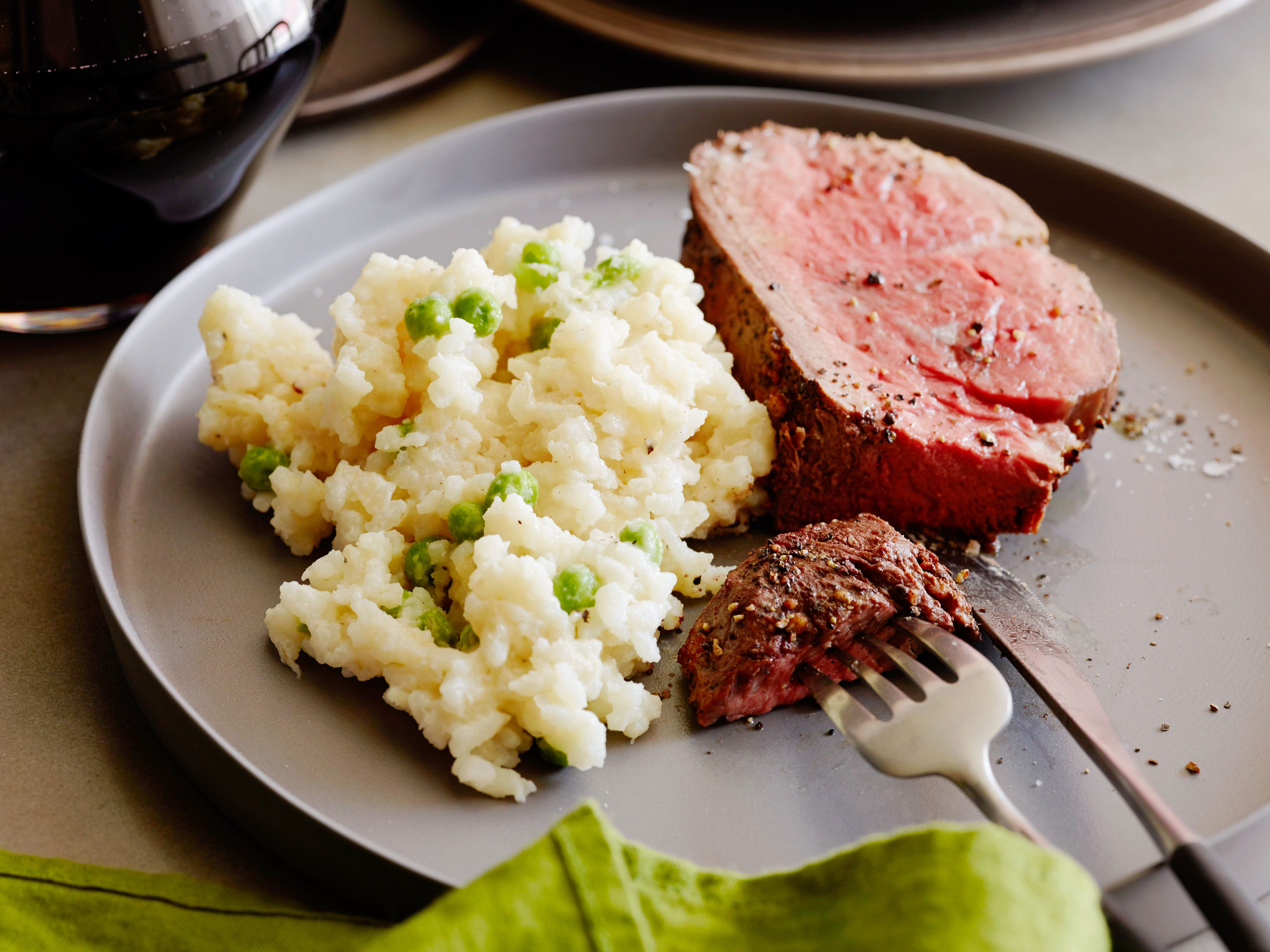 Filet Of Beef Recipe Beef Filet Food Network Recipes Beef Recipes