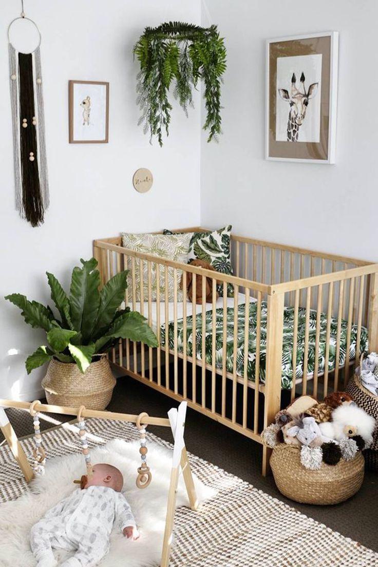Découvrez comment aménager une chambre bébé style jungle. style ...