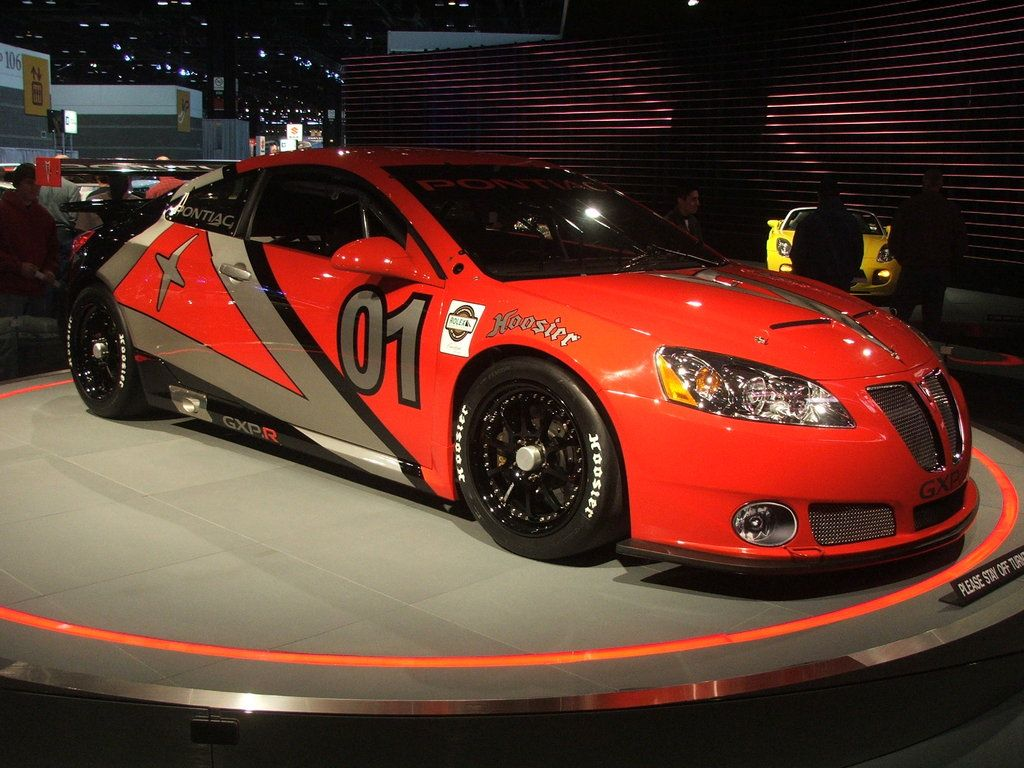 2004 Pontiac Grand Prix Gt Black