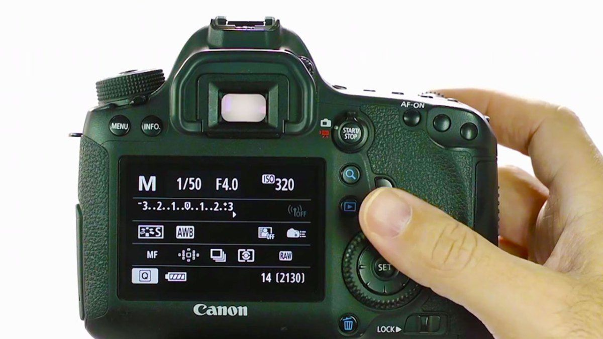 Shooting In Manual Mode On The Canon 6d Canon 6d Manual Mode Canon
