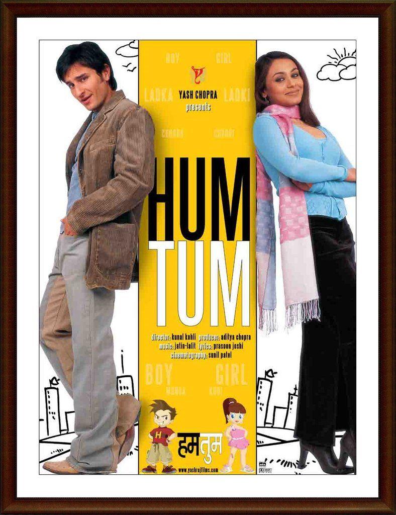 Hum Tum: Rani Mukherjee & Saif Ali Khan | bollymovies ...