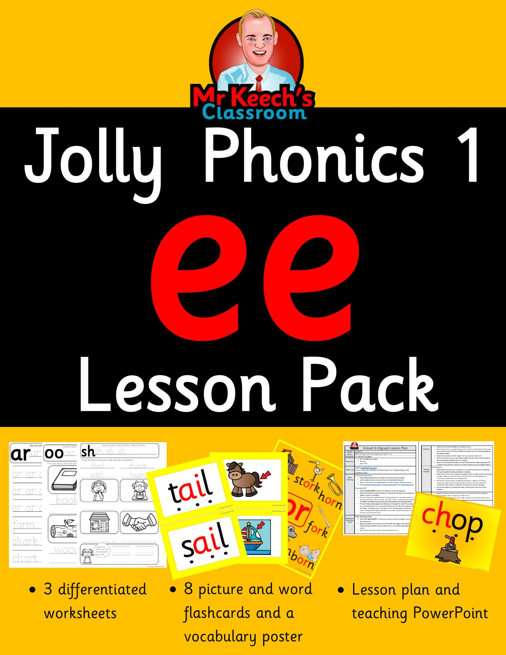 This Ee Lesson Pack Contains Everything You Need To Teach