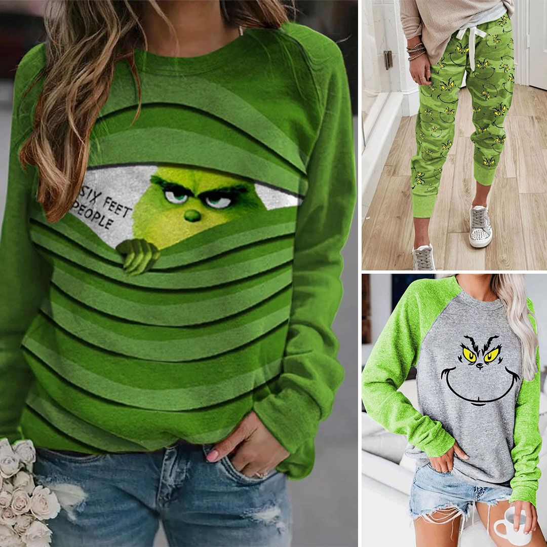 Hot Sale Christmas Grinch Series🤗🤗