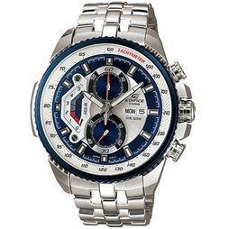 505fdcbc0e9 Relógio Casio Edifice Ef-558D-2Avudf - Prata