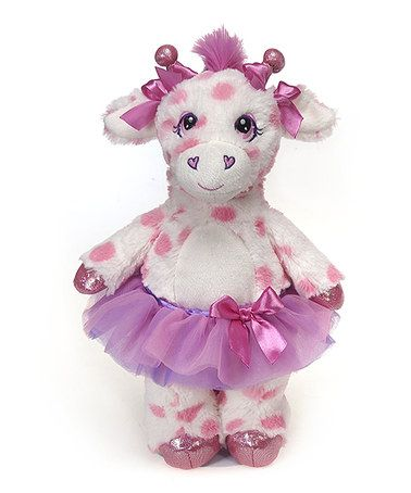 Love this 12'' Lacey Plush Toy on #zulily! #zulilyfinds