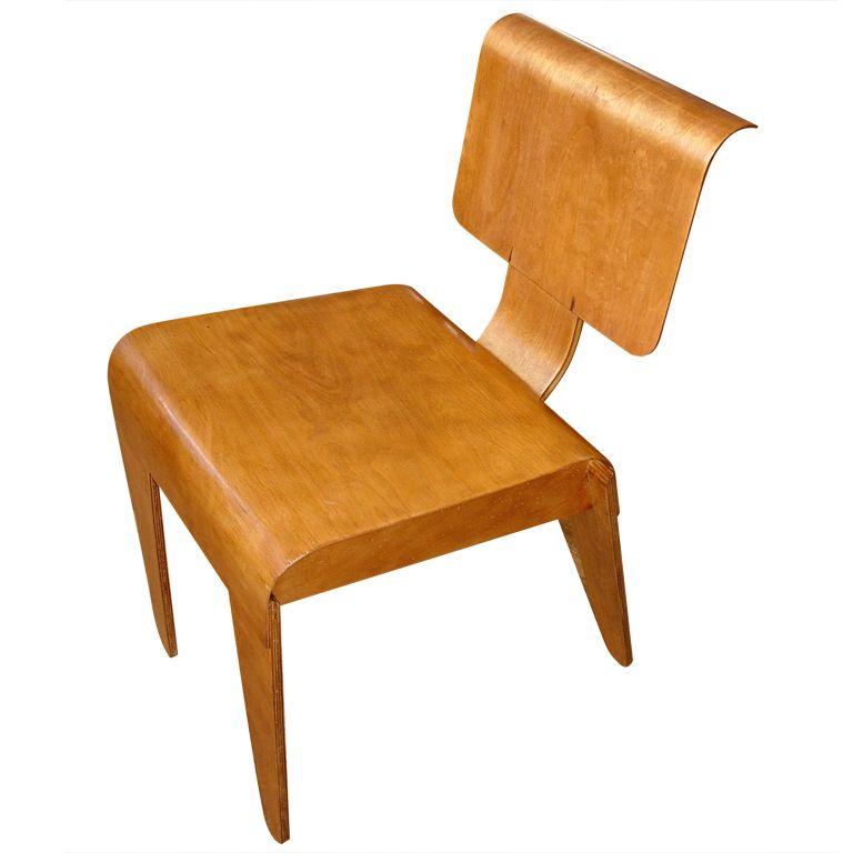 Original 1930's Marcel Breuer chair