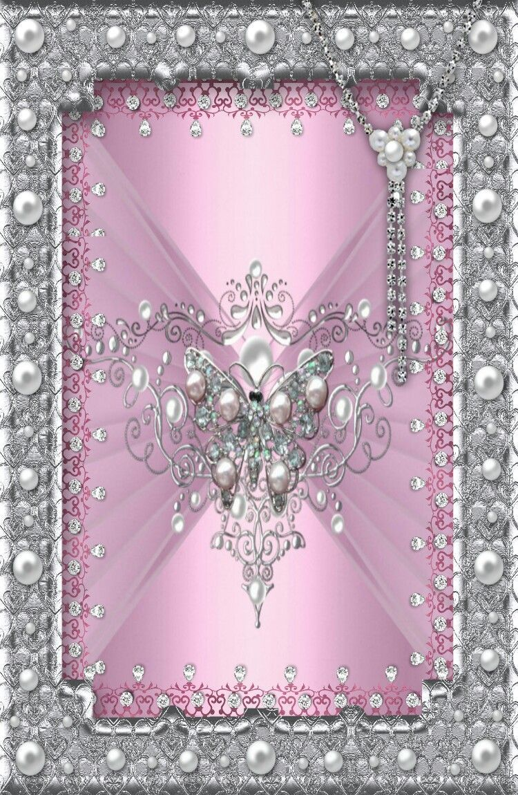 Wallpaperby Artist L   Bling Wallpaper, Pink Wallpaper, Heart Wallpaper 750