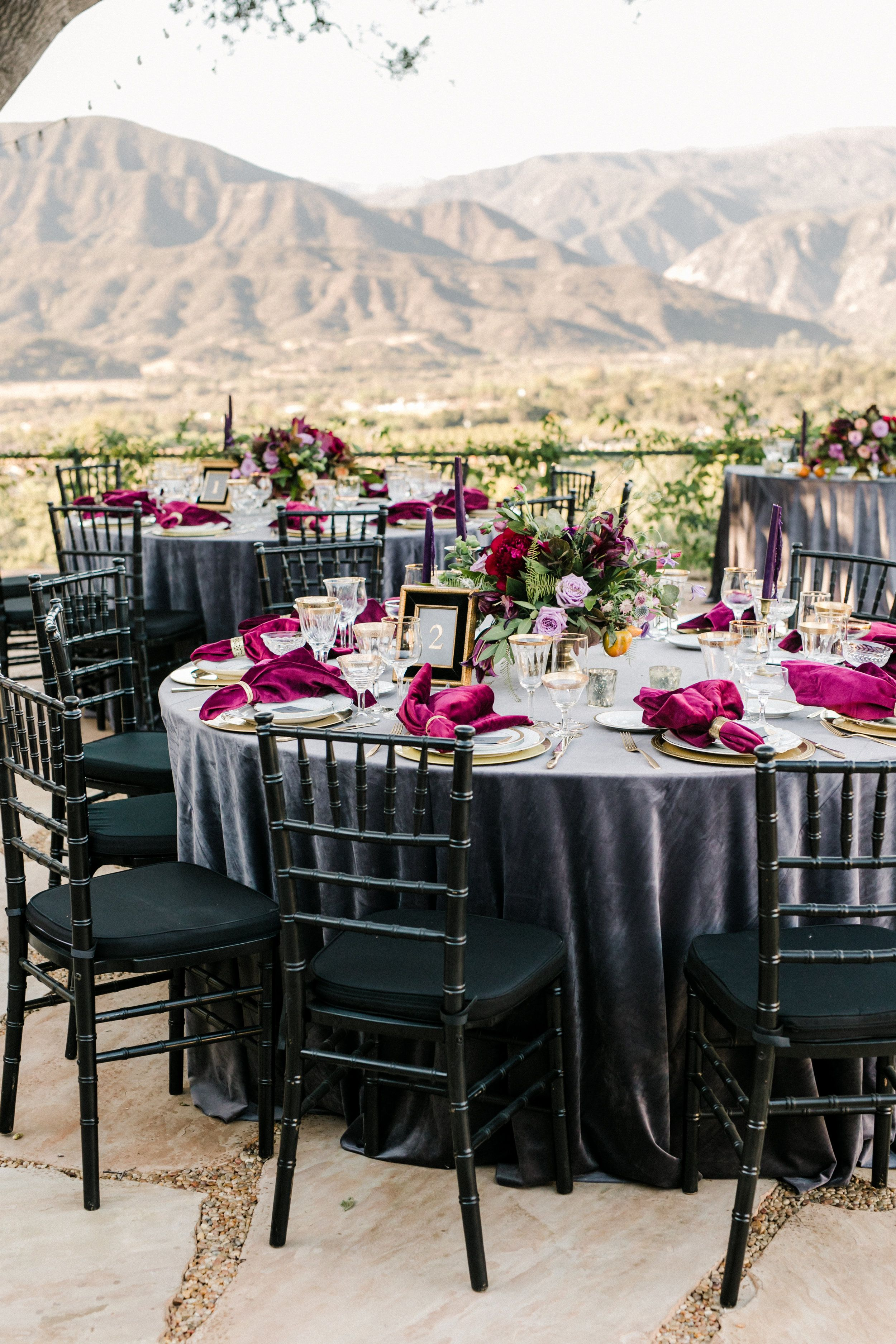 Intimate wedding at the ojai retreat santa barbara