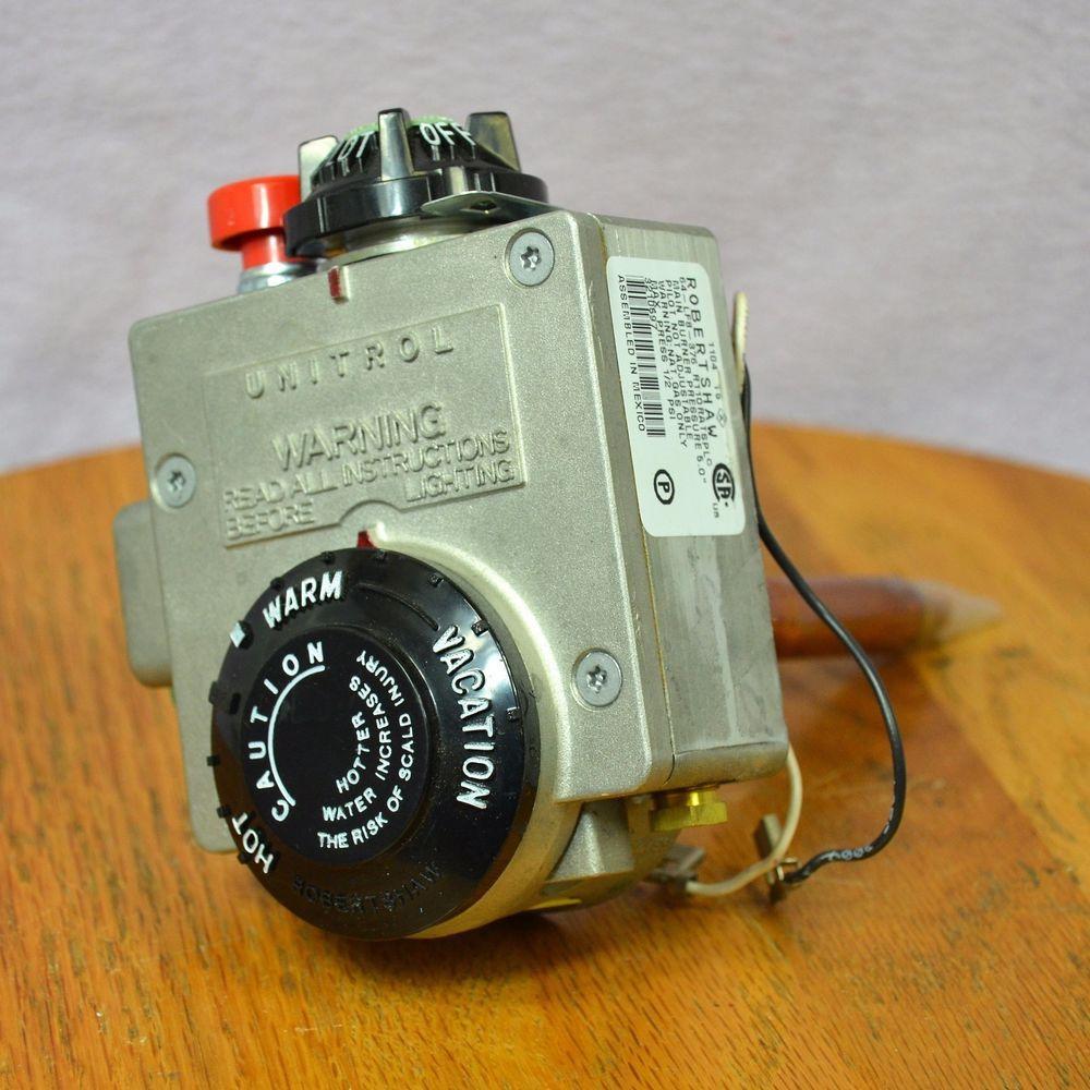 Robertshaw 64 Lf8 376 R110ratspl Gas Water Heater Control Valve Robertshaw Gas Water Heater Control Valves Water Heater