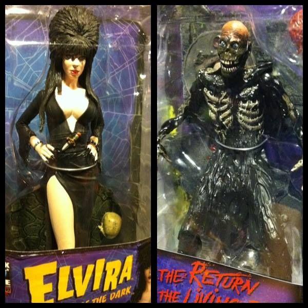Elvira and Tarman toys back in stock!