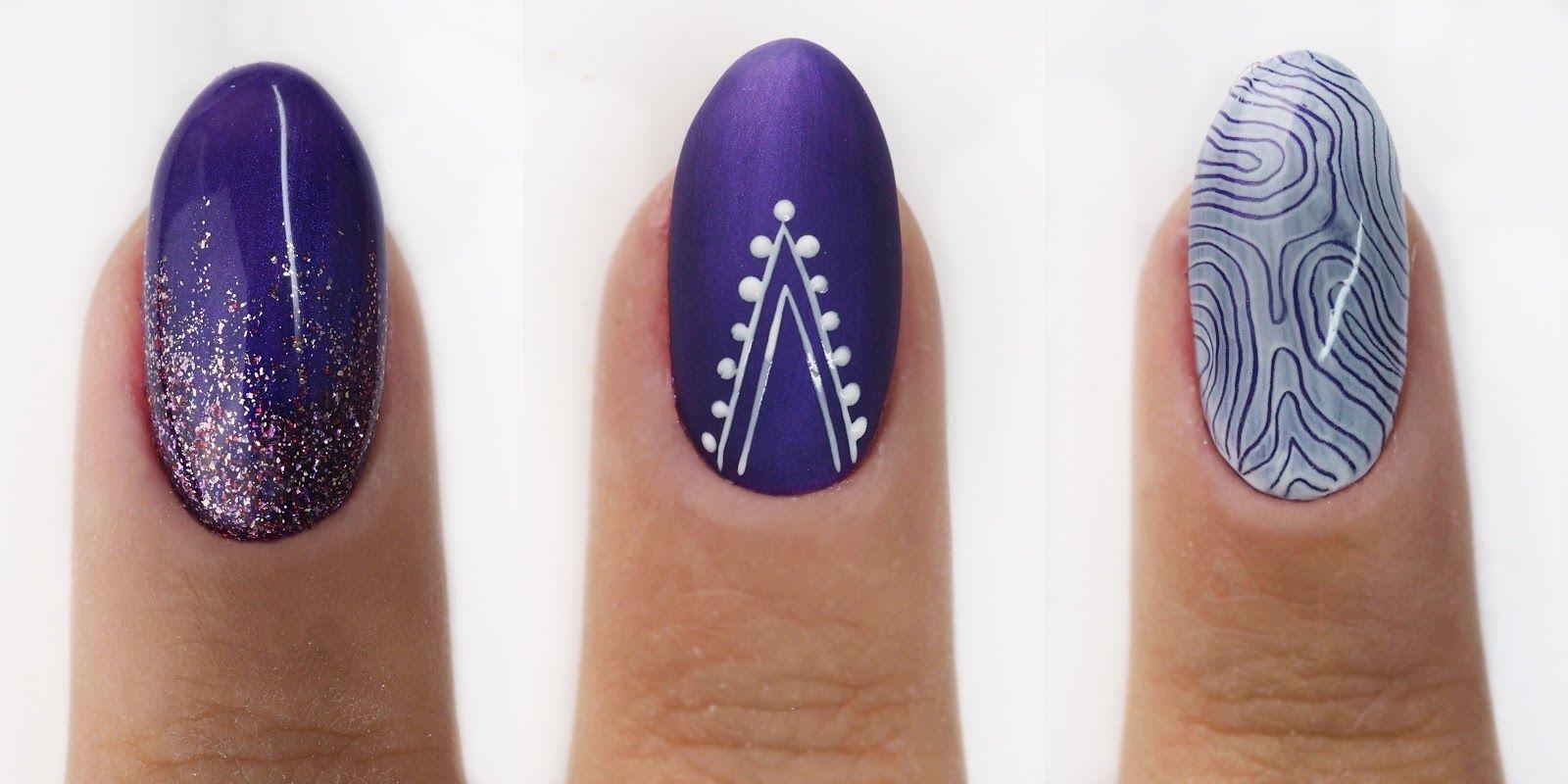 Wzorki Na Krotkie Paznokcie 12 Propozycji Zdobien Manicure