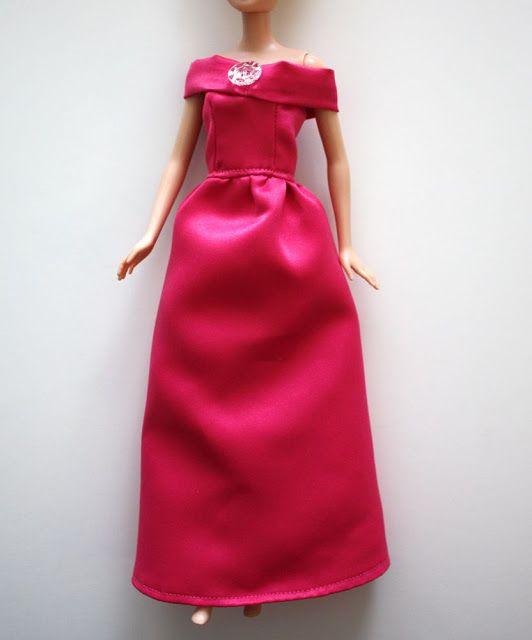 153Пальто для куклы своими руками барби