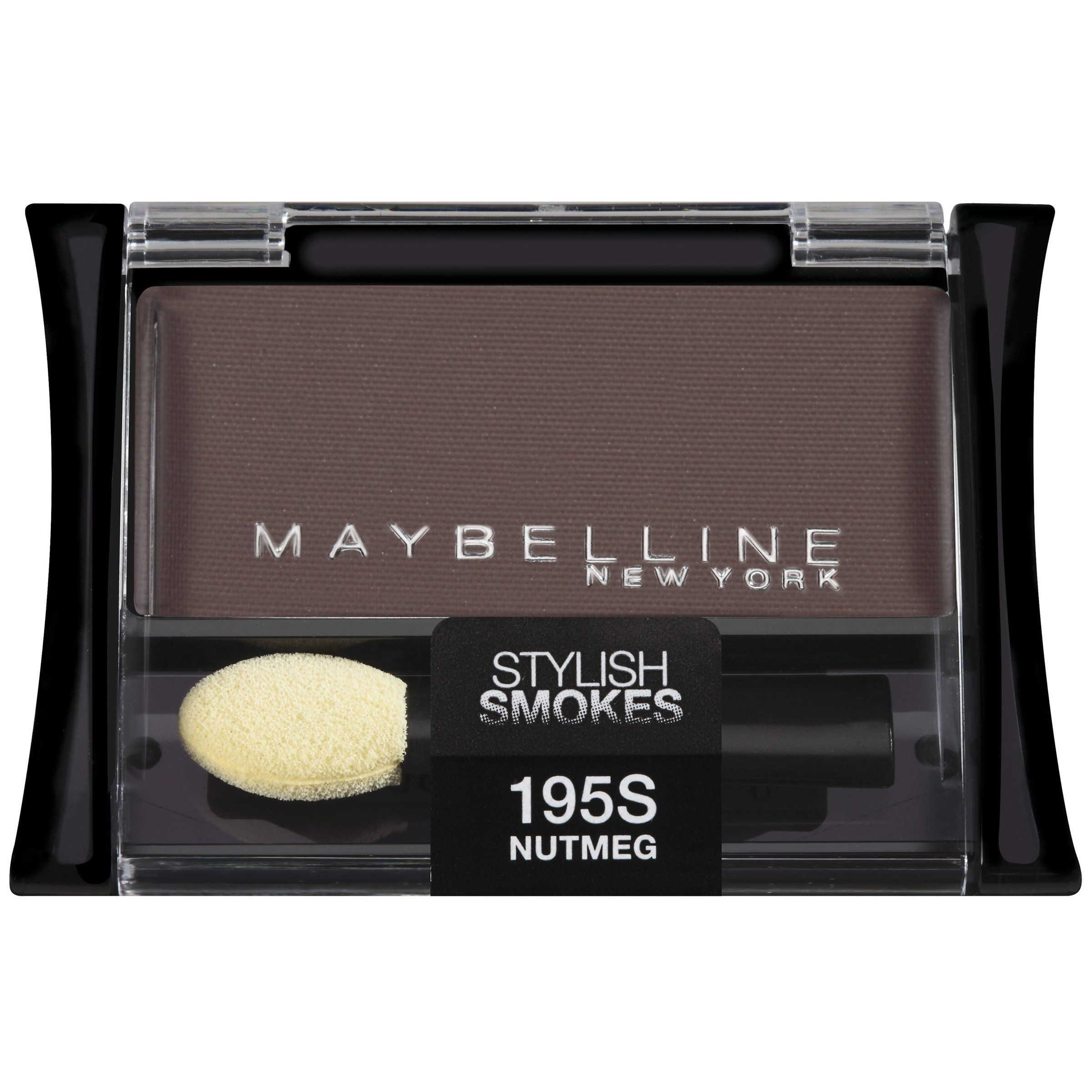 Maybelline New York Expert Wear Eyeshadow Singles Nutmeg