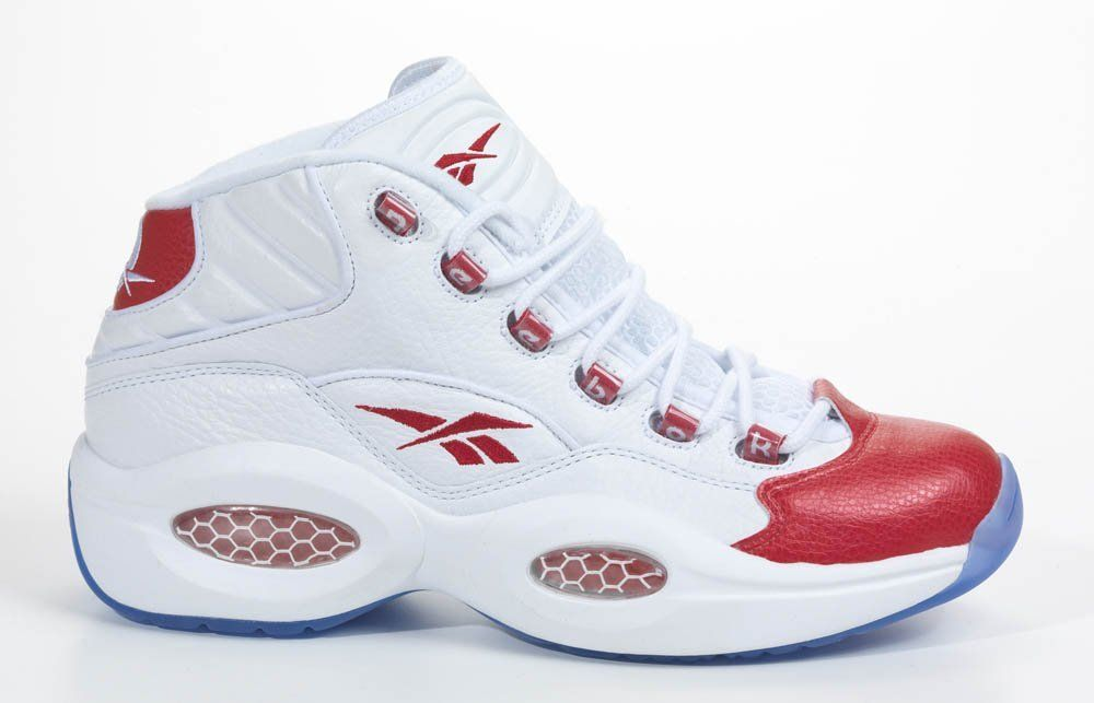c393c344dcb8d My All Time Favorite Basketball Shoe The Reebok Allen Iverson
