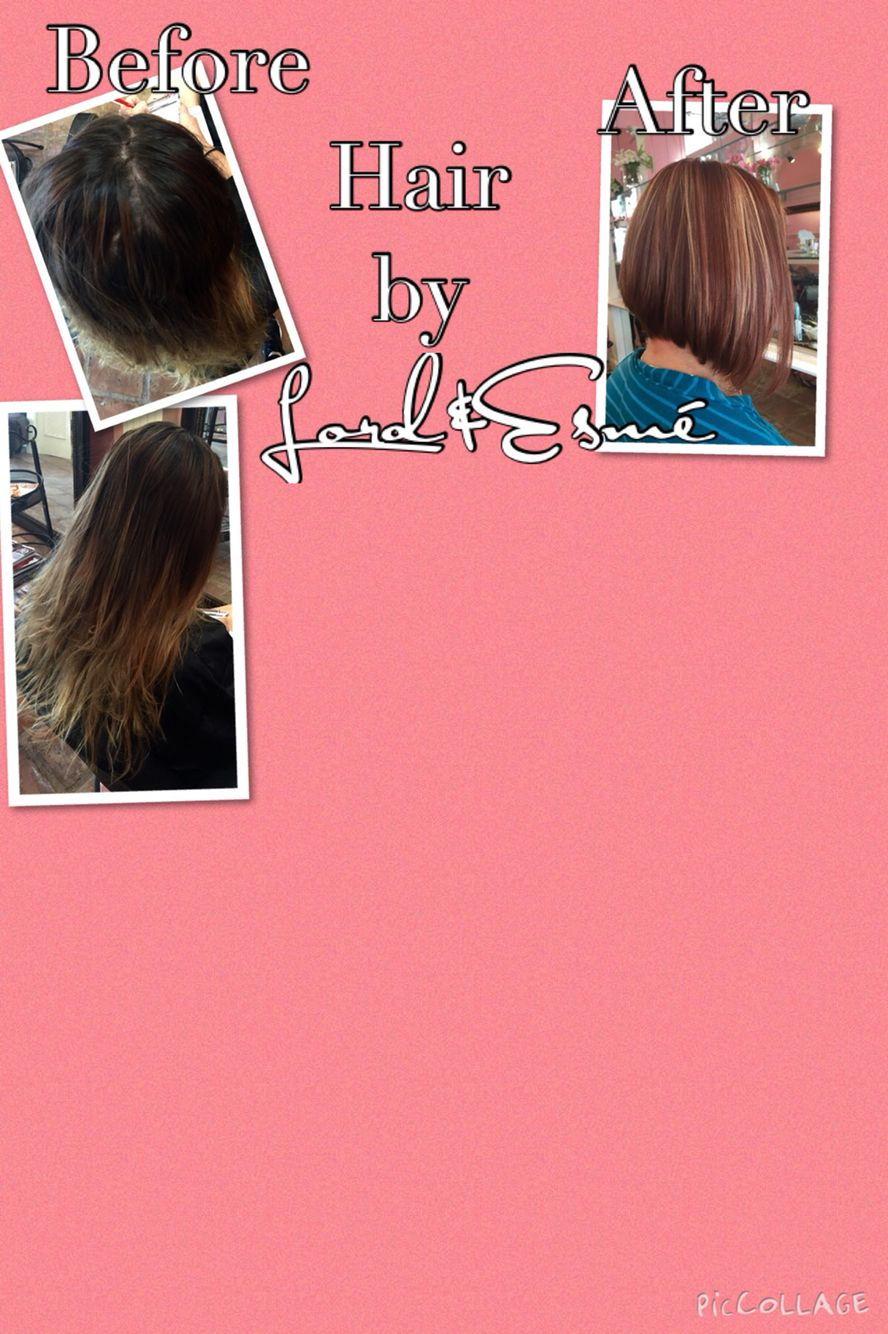 #hairbyLordandEsmé #hairmakeover #haircolor #haircut #hair #hairstyle #summerhair #before #after #Dimension #blonding #alamoheightssalon #LordandEsmé #blessed #shorthair #bob #creativecut call today for your summer hair!