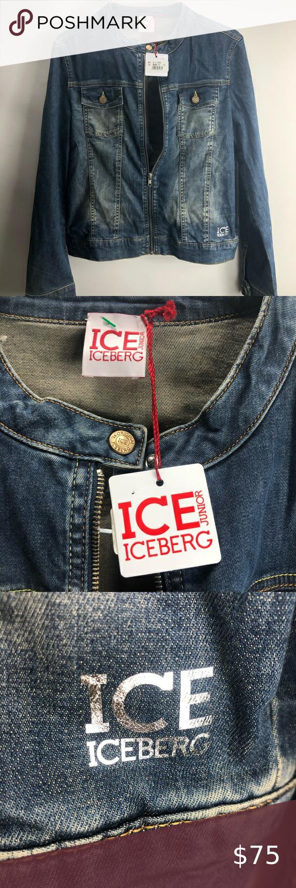 Ice Iceberg Snoopy Joe Cool Jean Denim Jacket Ice Iceberg Snoopy Joe Cool Denim Zip Jean Jacket Junior In Woman S Small Denim Jacket Jackets For Women Jackets [ 1740 x 580 Pixel ]