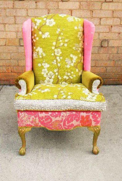 #TODesign   A Happy Chair! Via Galit Raviv   Http://ift