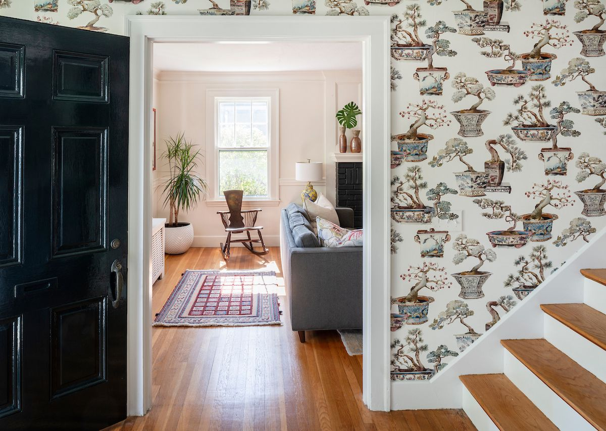 In Marblehead Ma A Growing Family Honors The Past Online Interior Design Interior Design Home