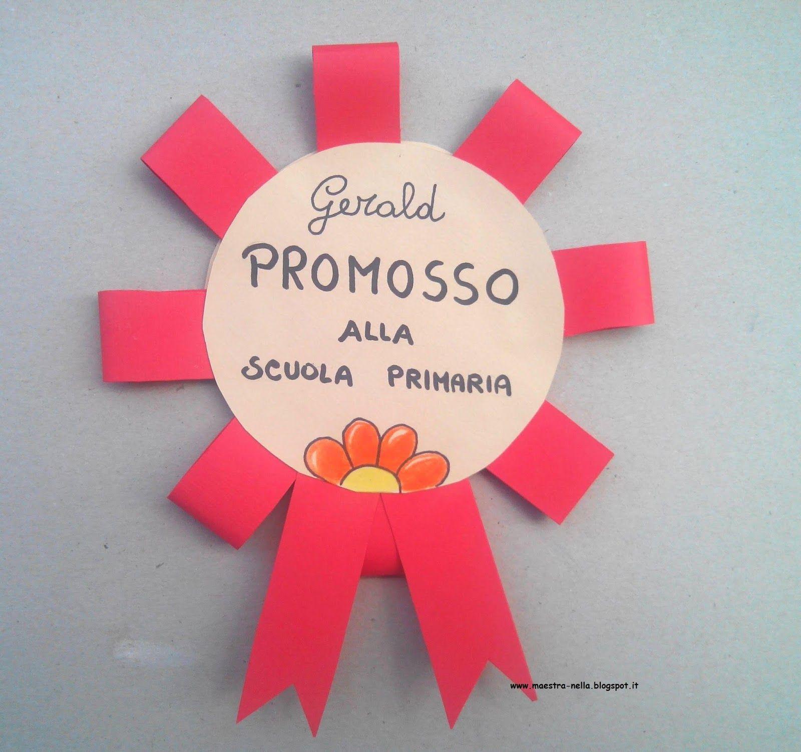 Maestra nella coccarde per i bambini di 5 anni cinzia for Maestra valentina accoglienza
