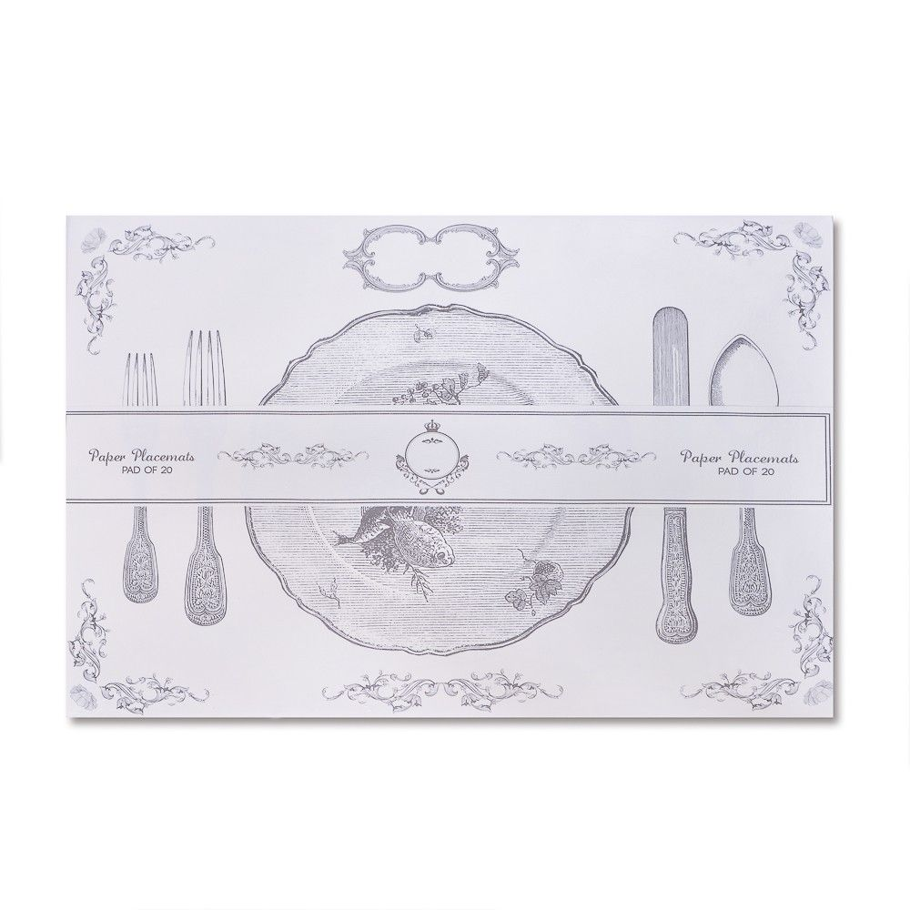 Vintage style paper placemats - Historic Royal Palaces online gift shop