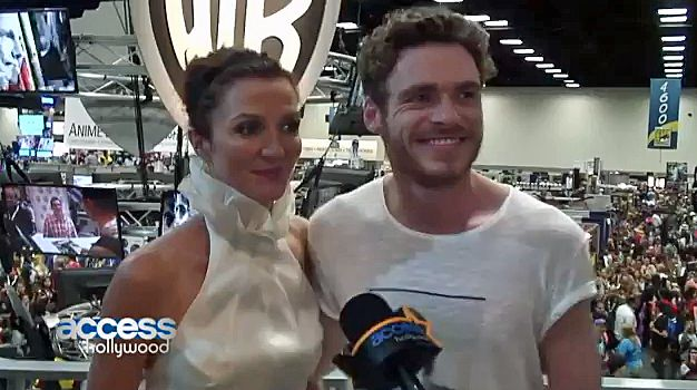 Richard Madden & Michelle Fairley