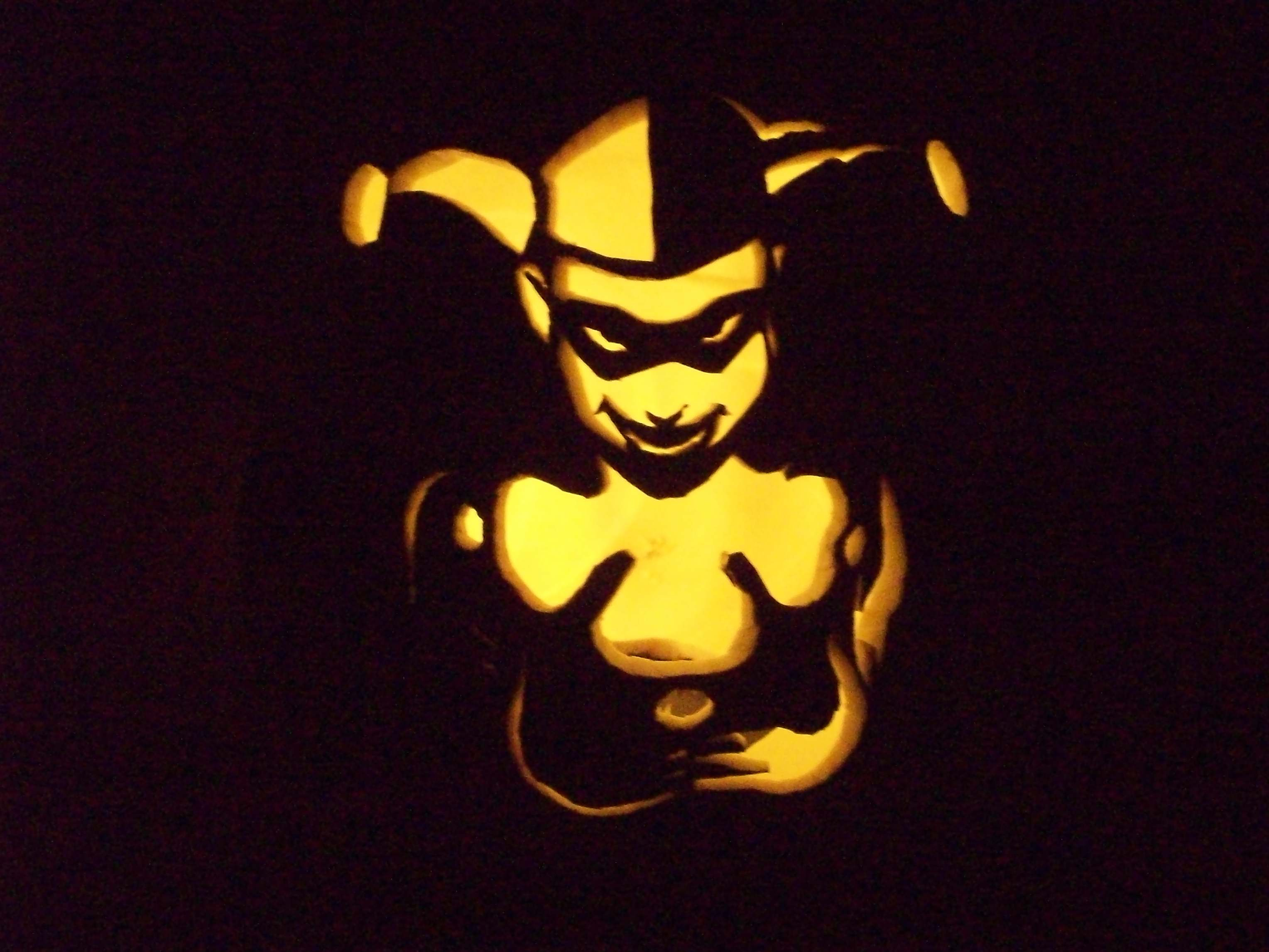Harley Quinn   Ed's Pumpkin carvings   Pinterest   Harley quinn ...