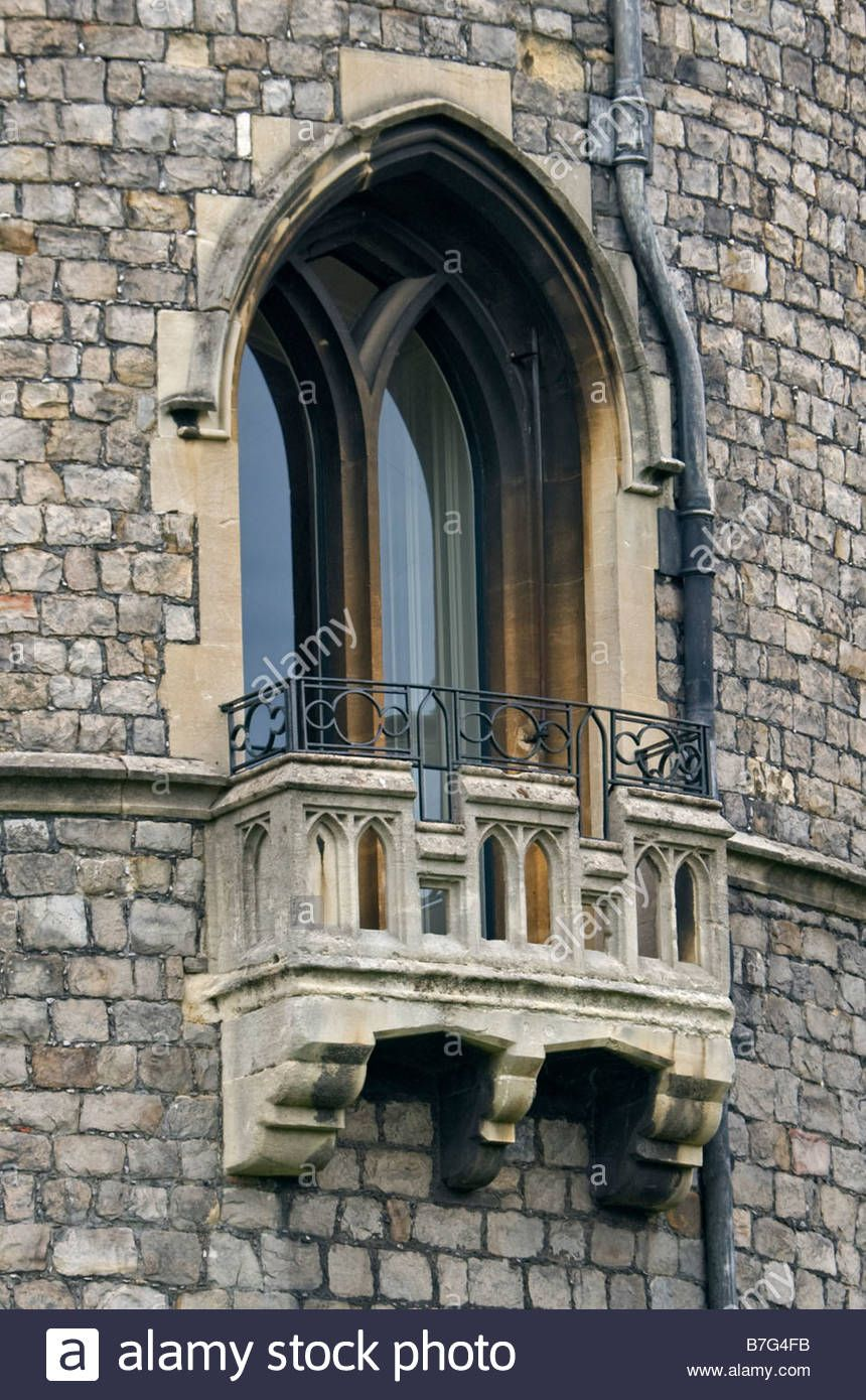 Image Result For Castle Balcony Round Tower Windsor