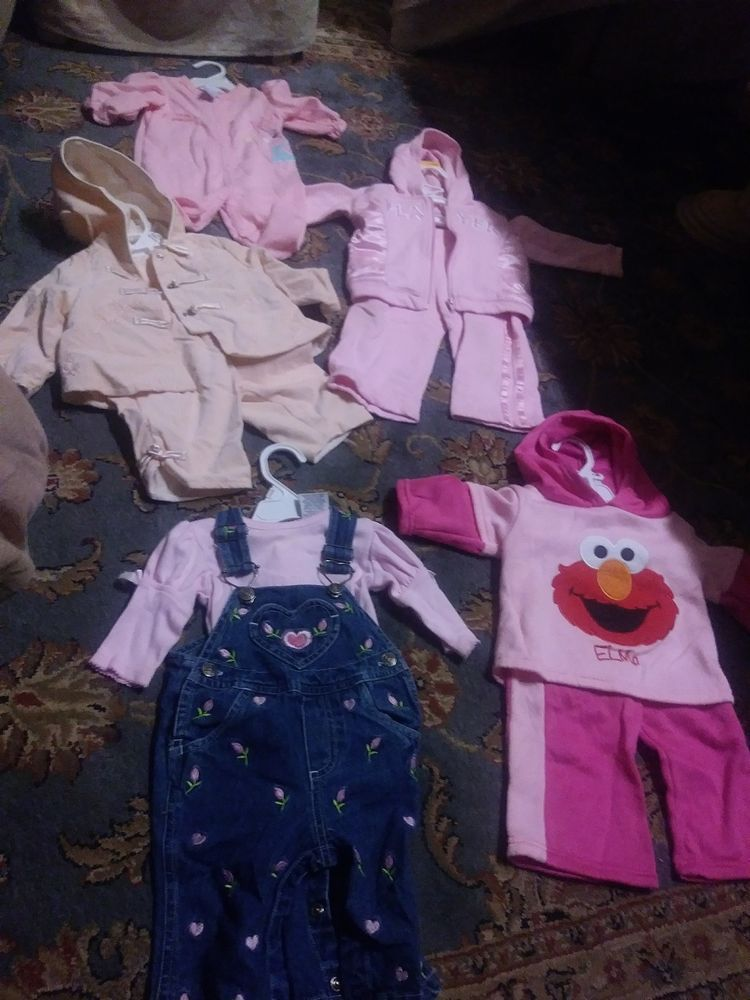 Bundle Of Baby Girls Clothes Size 18-24 Months Bnwt Mixed Items & Lots Clothing, Shoes & Accessories